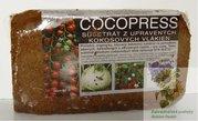 Cocopress 20 x 10 x 5 kokosový substrát