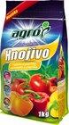 AGRO Organominerální hnojivo rajčata a papriky 1 kg