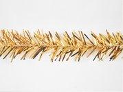 Vánoční řetěz úzký zlatý - 1812