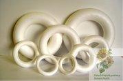 Polystyrenový kruh  13cm slabší