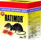 Rodenticid Unichem Ratimor měkká nástraha 250 g