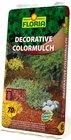 FLORIA ColorMulch dekorační mulč hnědá 70 l