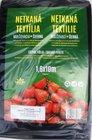 Mulčovací netkaná textílie černá 1,6x10m 50g/m2