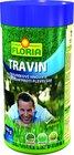 FLORIA TRAVIN Trávníkové hnojivo s účinkem proti plevelu 3 v 1  800 g