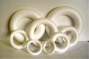 Polystyrenový kruh 10cm