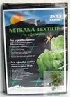 Netkaná textilie výsek SALÁTY 1,6x4,2m