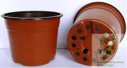 Květináč  VCD 15 terakota