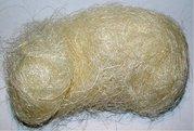 Sisálové vlákno 30g přírodní (bílé)