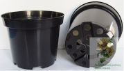 Kontejner pěstební plastový SBX 15 l černý 32,7 cm
