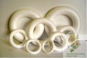 Polystyrenový kruh  22cm