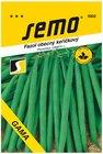 Fazol GAMA keříčkový zelený