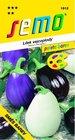 SEMO Lilek SMĚS BAREV  bílý, světle fialový, černo-fialový
