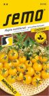 SEMO Rajče MINIGOLD žluté keříčkové