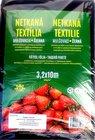 Mulčovací netkaná textilie černá 3,2x10m 50g/m2