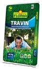 FLORIA TRAVIN Trávníkové hnojivo s účinkem proti plevelu 3 v 1 -  20 kg