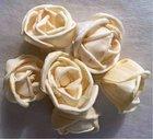 Vánoční Dekorace Sola Bud Rose 4cm,6 ks