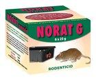 Rodenticid Pelgar Norat 25 G 7x20g