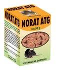 Jed na myši Rodenticid Pelgar Norat ATG 3 x 50 g
